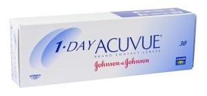 1-Day Acuvue (30 čoček)