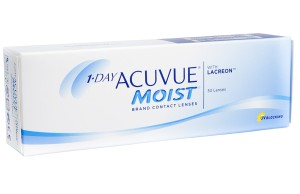 1-Day Acuvue Moist (30 čoček)