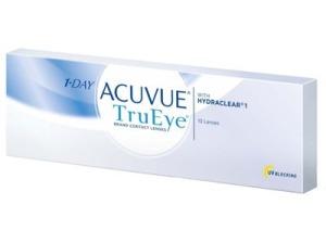 1-Day Acuvue TruEye (10 čoček)