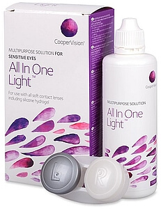 Roztok All In One Light 100ml s pouzdrem