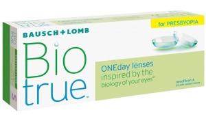 Biotrue ONEday for Presbyopia (30 čoček)