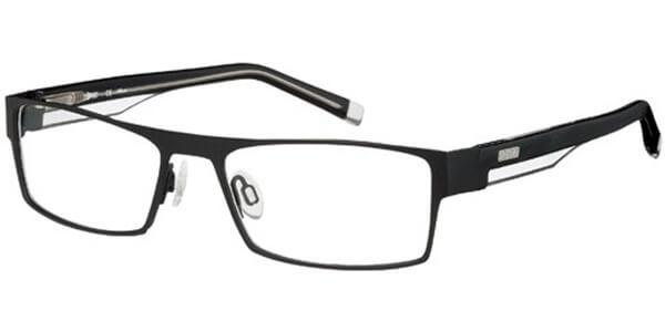 Dioptrické brýle Esprit model 17366, barva obruby černá mat, stranice černá čirá lesk, kód barevné varianty 538.