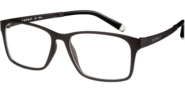Dioptrické brýle Esprit model 17421, barva obruby hnědá mat, stranice hnědá mat, kód barevné varianty 538.
