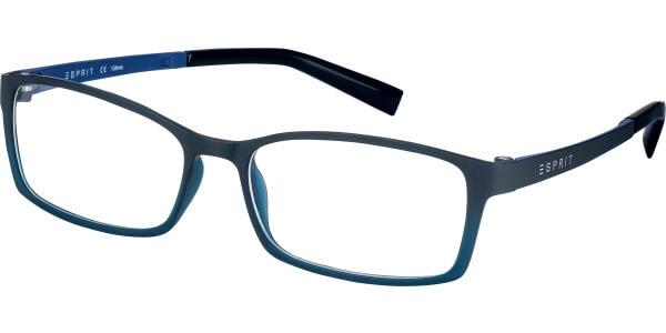 Dioptrické brýle Esprit model 17422, barva obruby modrá mat, stranice modrá mat, kód barevné varianty 526.