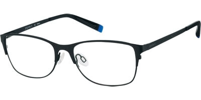 Dioptrické brýle Esprit model 17436, barva obruby černá mat, stranice černá mat, kód barevné varianty 538.