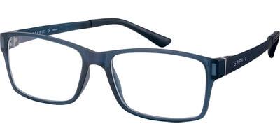 Dioptrické brýle Esprit model 17446, barva obruby modrá mat, stranice modrá mat, kód barevné varianty 543.