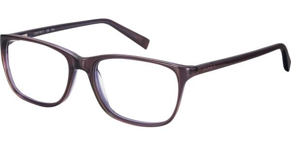 Dioptrické brýle Esprit model 17469, barva obruby hnědá fialová lesk, stranice hnědá fialová lesk, kód barevné varianty 535.