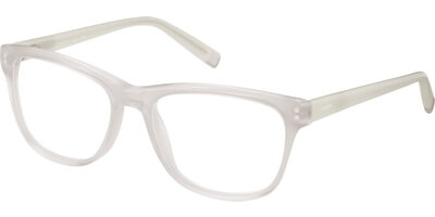 Dioptrické brýle Esprit model 17498, barva obruby čirá bílá lesk, stranice bílá lesk, kód barevné varianty 536.