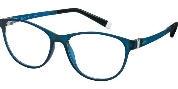 Dioptrické brýle Esprit model 17503, barva obruby modrá mat, stranice modrá mat, kód barevné varianty 547.