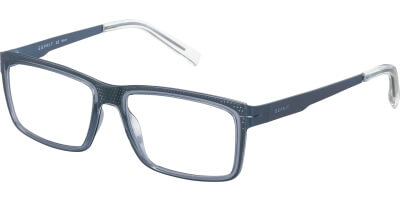 Dioptrické brýle Esprit model 17507, barva obruby modrá mat, stranice modrá mat, kód barevné varianty 507.