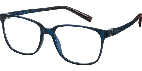 Dioptrické brýle Esprit model 17508, barva obruby modrá mat, stranice modrá mat, kód barevné varianty 507.