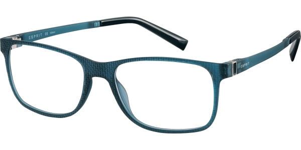 Dioptrické brýle Esprit model 17513, barva obruby modrá mat, stranice modrá mat, kód barevné varianty 507.