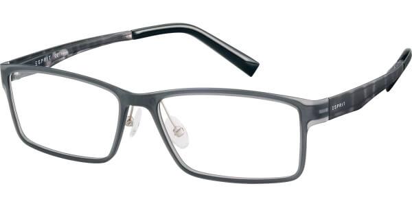 Dioptrické brýle Esprit model 17517, barva obruby šedá mat, stranice šedá mat, kód barevné varianty 505.