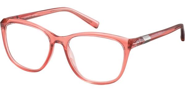 Dioptrické brýle Esprit model 17519, barva obruby růžová lesk, stranice růžová lesk, kód barevné varianty 562.