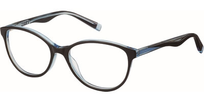 Dioptrické brýle Esprit model 17520, barva obruby černá lesk, stranice modrá lesk, kód barevné varianty 543.