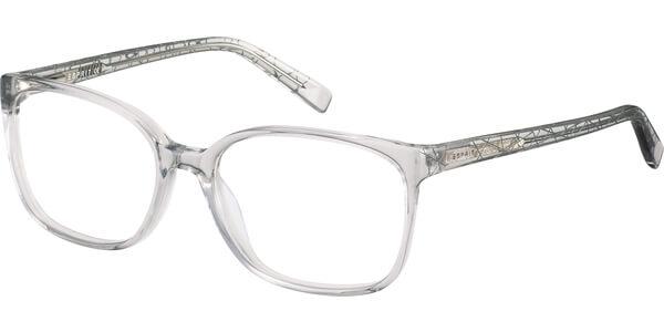 Dioptrické brýle Esprit model 17521, barva obruby čirá šedá lesk, stranice čirá šedá lesk, kód barevné varianty 505.