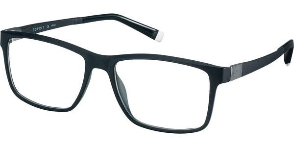 Dioptrické brýle Esprit model 17524, barva obruby černá mat, stranice černá mat, kód barevné varianty 538.