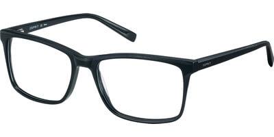 Dioptrické brýle Esprit model 17525, barva obruby černá šedá mat, stranice černá šedá mat, kód barevné varianty 538.