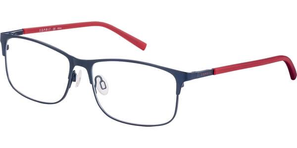 Dioptrické brýle Esprit model 17532, barva obruby modrá mat, stranice červená mat, kód barevné varianty 507.