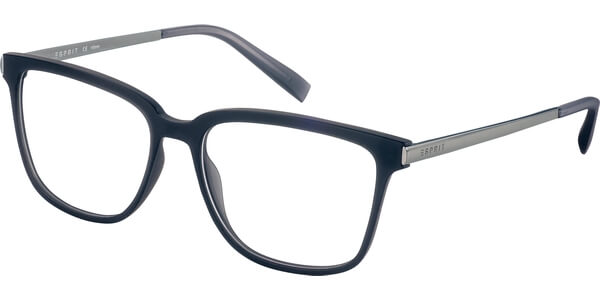 Dioptrické brýle Esprit model 17533, barva obruby šedá mat, stranice stříbrná lesk, kód barevné varianty 505.