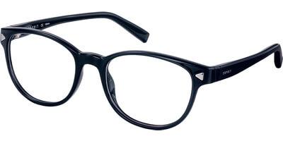 Dioptrické brýle Esprit model 17536, barva obruby černá lesk, stranice černá lesk, kód barevné varianty 538.