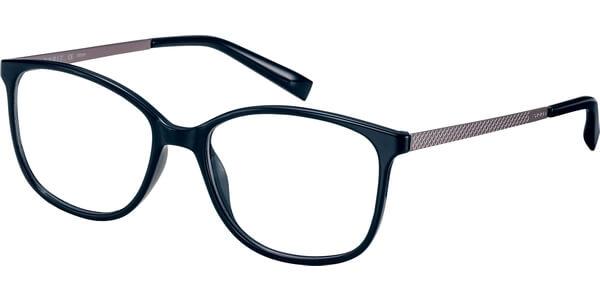 Dioptrické brýle Esprit model 17539, barva obruby černá lesk, stranice růžová mat, kód barevné varianty 538.