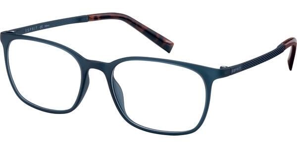 Dioptrické brýle Esprit model 17542, barva obruby modrá mat, stranice modrá mat, kód barevné varianty 543.