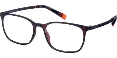 Dioptrické brýle Esprit model 17542, barva obruby hnědá mat, stranice hnědá mat, kód barevné varianty 545.