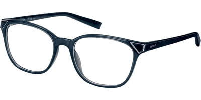Dioptrické brýle Esprit model 17545, barva obruby černá lesk, stranice černá lesk, kód barevné varianty 505.