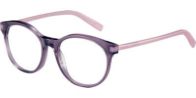 Dioptrické brýle Esprit model 17546, barva obruby fialová lesk, stranice růžová lesk, kód barevné varianty 577.