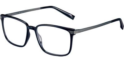 Dioptrické brýle Esprit model 17550, barva obruby černá lesk, stranice stříbrná mat, kód barevné varianty 538.