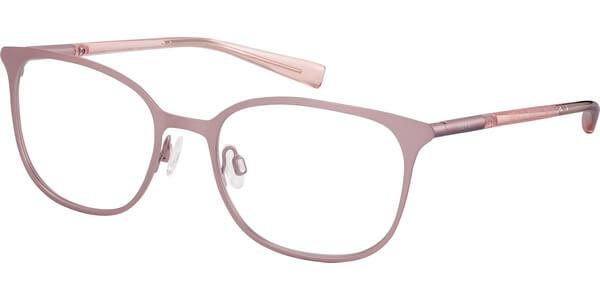Dioptrické brýle Esprit model 17560, barva obruby růžová mat, stranice růžová čirá, kód barevné varianty 534.