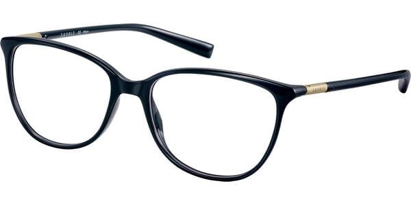 Dioptrické brýle Esprit model 17561, barva obruby černá lesk, stranice černá lesk, kód barevné varianty 538.
