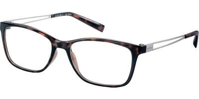 Dioptrické brýle Esprit model 17562, barva obruby hnědá lesk, stranice stříbrná lesk, kód barevné varianty 545.
