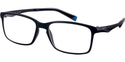 Dioptrické brýle Esprit model 17565, barva obruby černá mat, stranice černá mat, kód barevné varianty 538.