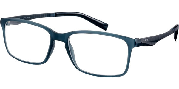 Dioptrické brýle Esprit model 17565, barva obruby modrá mat, stranice modrá mat, kód barevné varianty 543.