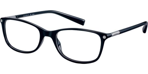 Dioptrické brýle Esprit model 17566, barva obruby černá lesk, stranice černá lesk, kód barevné varianty 538.