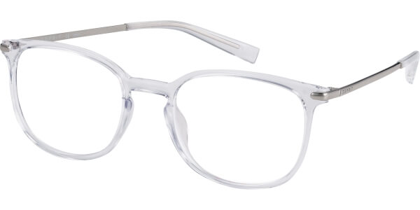 Dioptrické brýle Esprit model 17569, barva obruby čirá lesk, stranice šedá mat, kód barevné varianty 557.