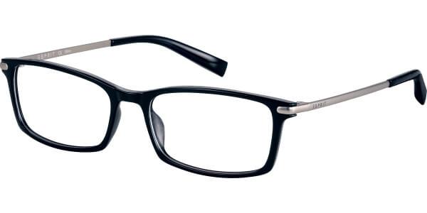 Dioptrické brýle Esprit model 17573, barva obruby černá lesk, stranice stříbrná lesk, kód barevné varianty 538.