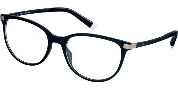 Dioptrické brýle Esprit model 17576, barva obruby černá mat, stranice černá mat, kód barevné varianty 538.