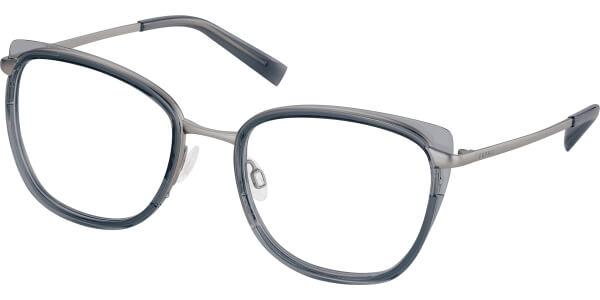 Dioptrické brýle Esprit model 17577, barva obruby šedá čirá lesk, stranice šedá lesk, kód barevné varianty 505.
