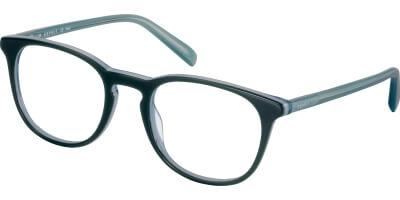 Dioptrické brýle Esprit model 17579, barva obruby zelená lesk, stranice zelená lesk, kód barevné varianty 547.