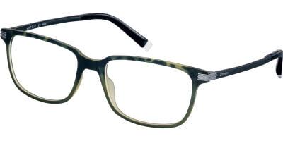 Dioptrické brýle Esprit model 17580, barva obruby zelená mat, stranice zelená mat, kód barevné varianty 527.