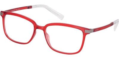 Dioptrické brýle Esprit model 17583, barva obruby červená lesk, stranice červená lesk, kód barevné varianty 531.