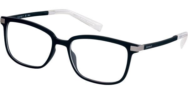 Dioptrické brýle Esprit model 17583, barva obruby černá mat, stranice černá mat, kód barevné varianty 538.