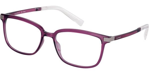 Dioptrické brýle Esprit model 17583, barva obruby fialová lesk, stranice fialová lesk, kód barevné varianty 577.