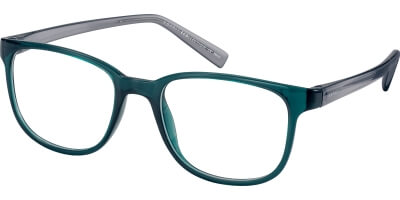 Dioptrické brýle Esprit model 17586, barva obruby zelená lesk, stranice šedá lesk, kód barevné varianty 547.