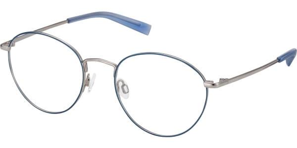Dioptrické brýle Esprit model 17587, barva obruby modrá stříbrná lesk, stranice stříbrná lesk, kód barevné varianty 543.