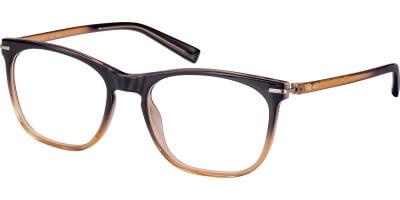 Dioptrické brýle Esprit model 17591, barva obruby hnědá lesk, stranice hnědá lesk, kód barevné varianty 535.