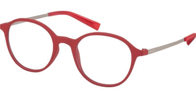 Dioptrické brýle Esprit model 33403, barva obruby červená mat, stranice šedá mat, kód barevné varianty 531.